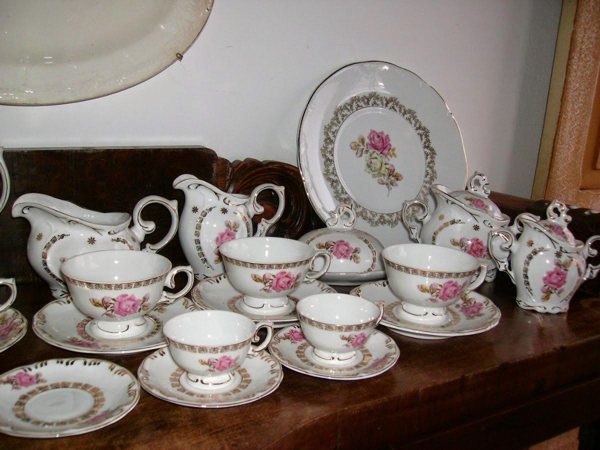 Casa da nanna lou as de porcelana for Marcas de vajillas de porcelana