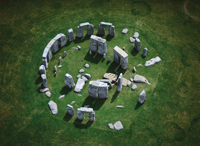 Latitude and Longitude of Stonehenge