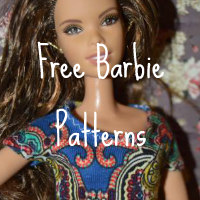 Free Barbie Patterns