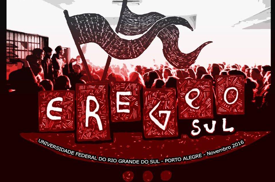 8° EREGEO - SUL