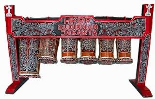 Gordang Alat Musik Tradisional Batak Toba
