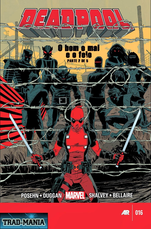 Nova Marvel! Deadpool v5 #16
