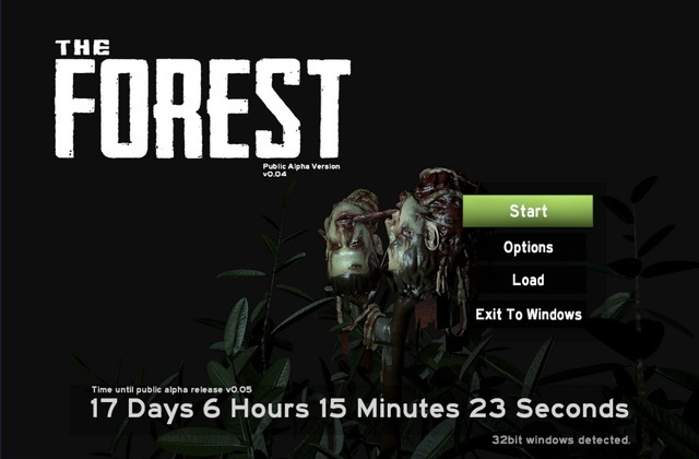 The Forest Free Download PC Games