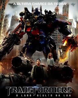 Transformers 3 – O Lado Oculto da Lua