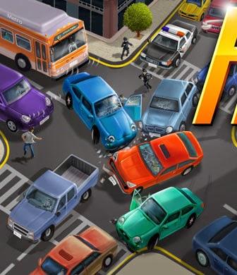 Romada Çılgın Trafik