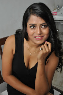 Actress Mousumi Photos At Pramadam Movie Press Meet