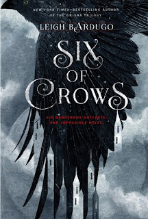 six of crows leigh bardugo cover