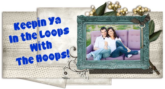 Keepin' Ya In The Loops With Brice and Tiff Hoops!