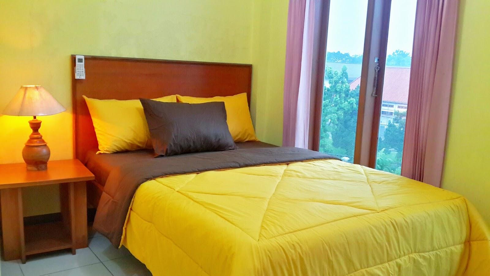 Hotel Murah Pondok Patradisa Di Bandung Menyewakan Type Superior Room AC Dengan Harga Rp150000