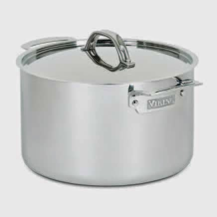 Viking 5-Ply 8 Quart Stockpot