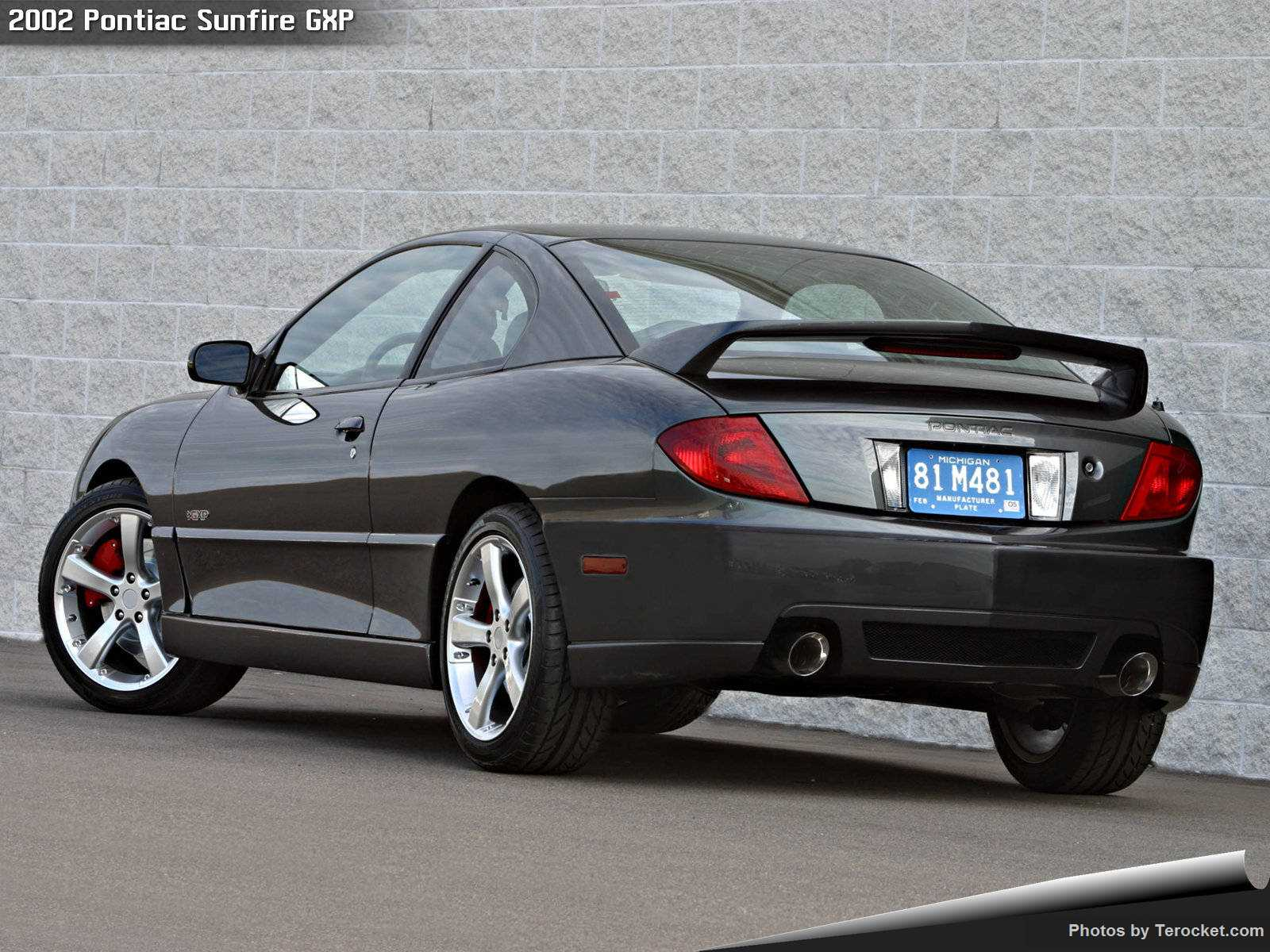 Hình ảnh xe ô tô Pontiac Sunfire GXP 2002 & nội ngoại thất
