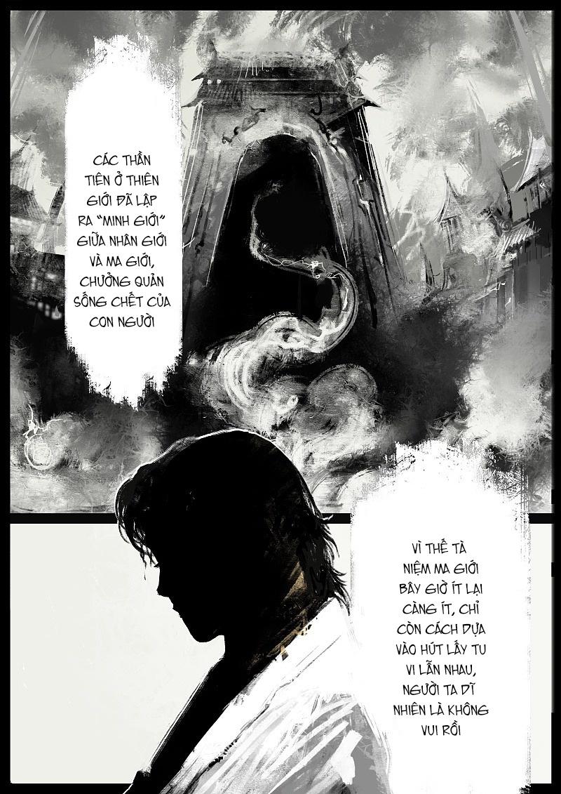 Tây Du Ký dị bản chap 54 Trang 10 - truyendep.com