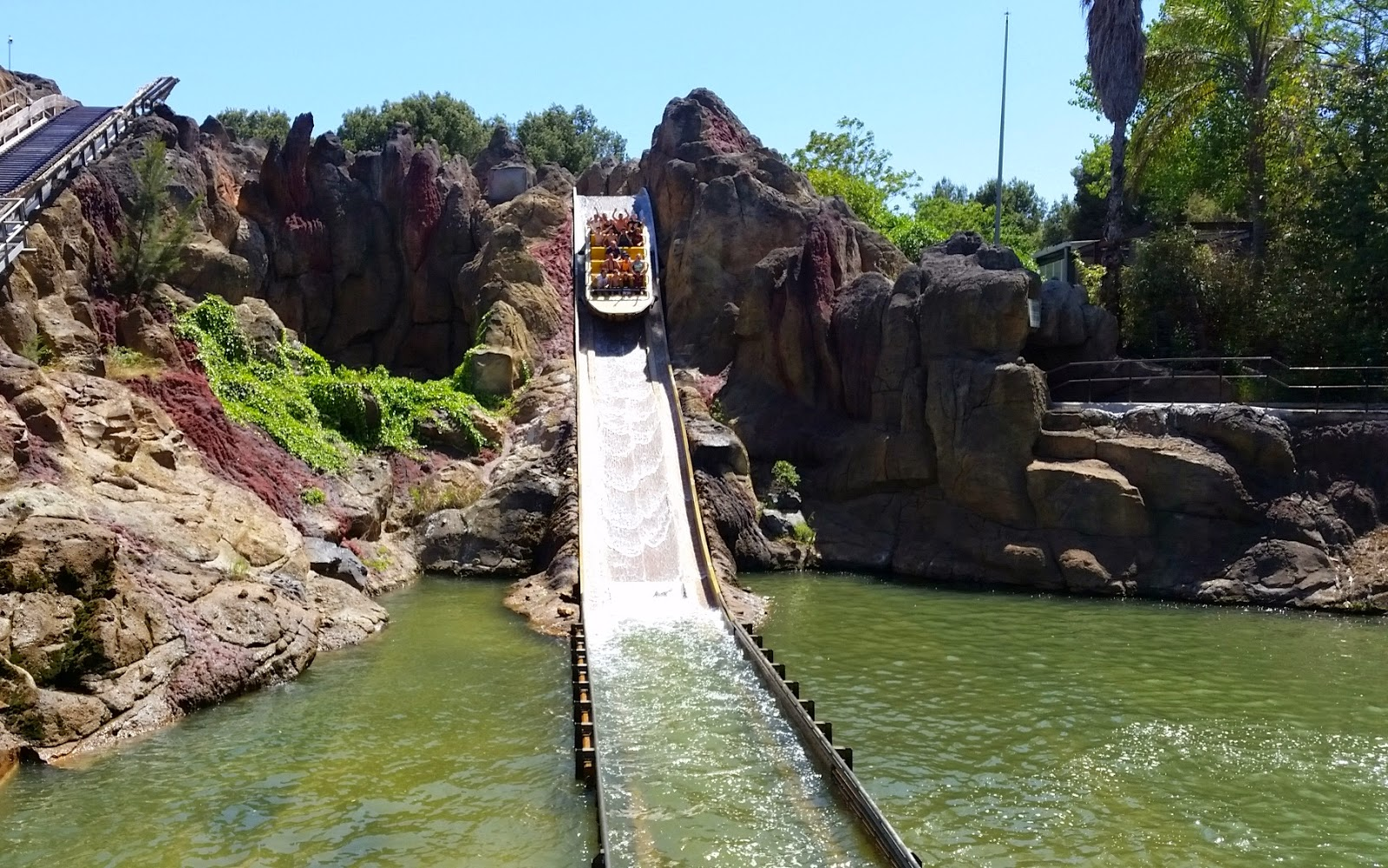 Spanish Thrills Two Days At Portaventura Mini Adventures