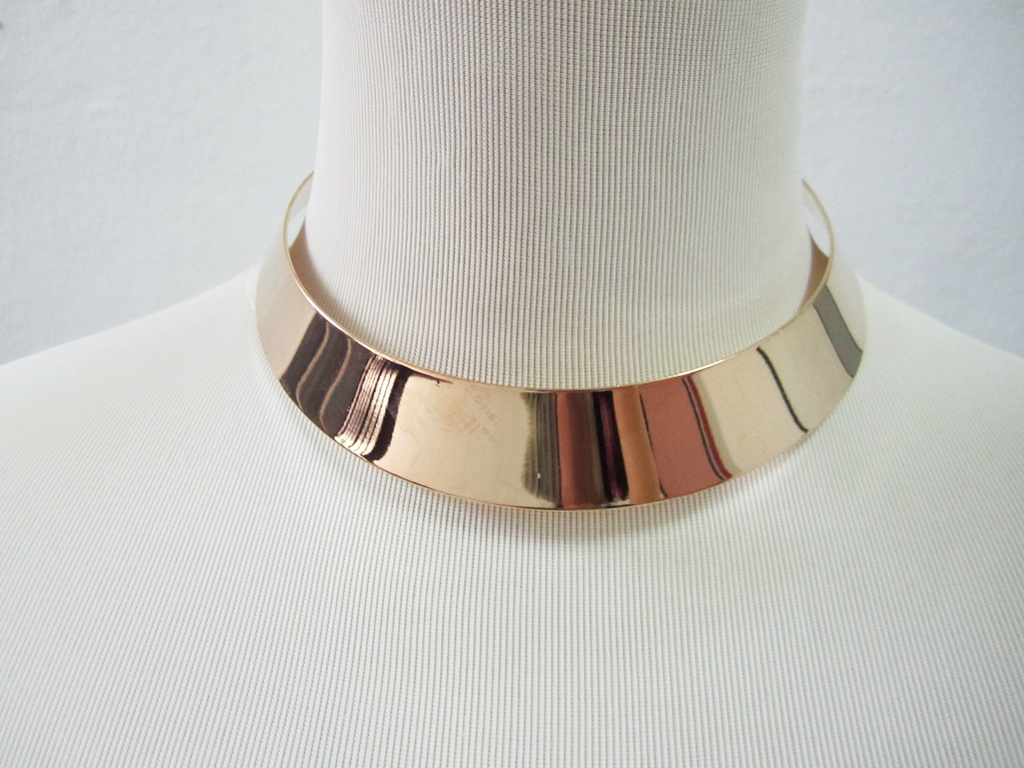 Find metal choker necklace at ShopStyle. Shop the latest collection of metal choker necklace from the most popular stores - all in one place.