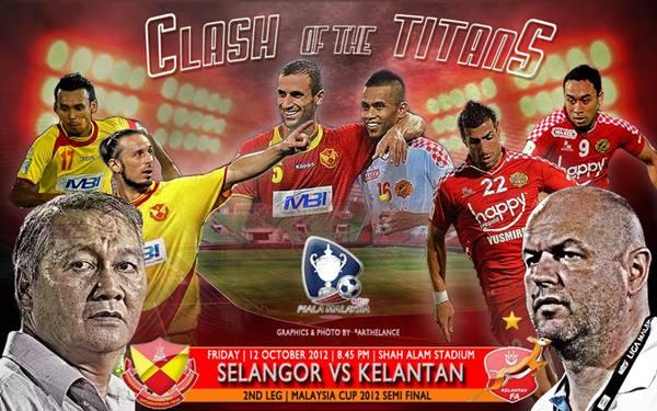 Kelantan Vs Selangor