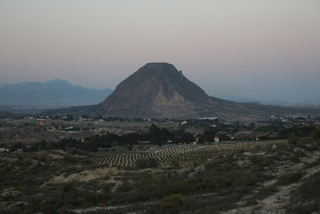 Desde La Sierra Llarga