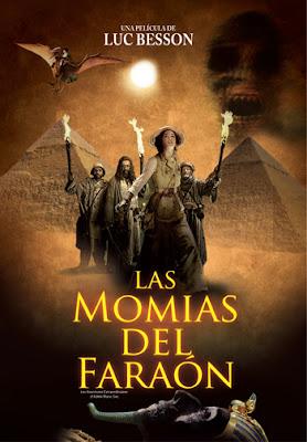 Adele y el misterio de la momia (2010) – Latino