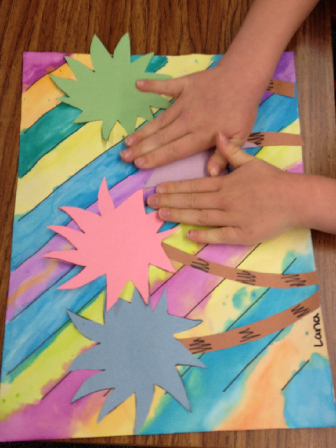The lorax apples and abc 39 s for Dr seuss crafts for preschool