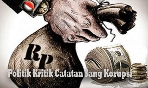 Puisi Politik Kritik Catatan Sang Korupsi