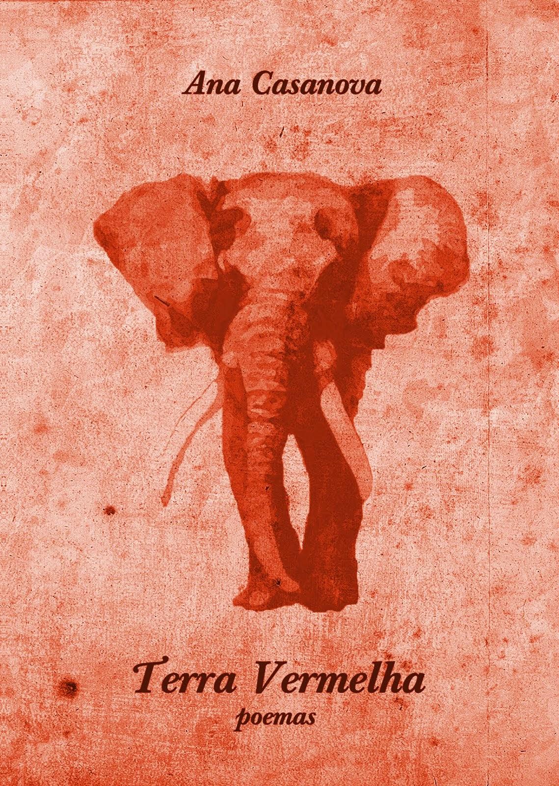 """""""Terra Vermelha"""" - 6° Livro"""