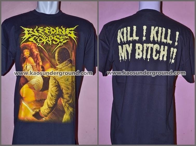 Bleeding Corpse band www.kaosunderground.com