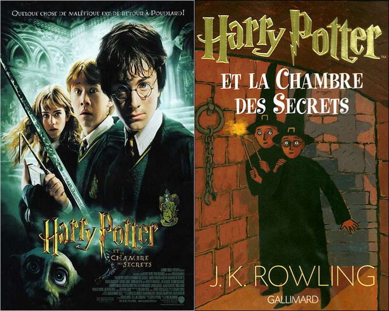 Mon journal intime top ten tuesday 39 10 - Streaming harry potter et la chambre des secrets ...