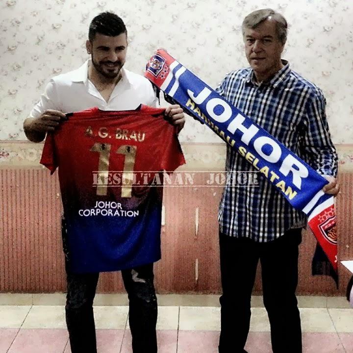 Download  Darul Takzim (JDT) Akan Berwajah Baru Dan Senarai Pemain