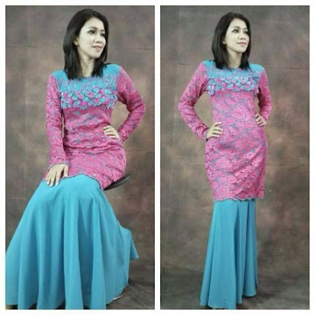 Kurung Thalia Re stock Now Available. Cantik Menawan Hari Lebaran Dengan Design Paling  Exclusive.
