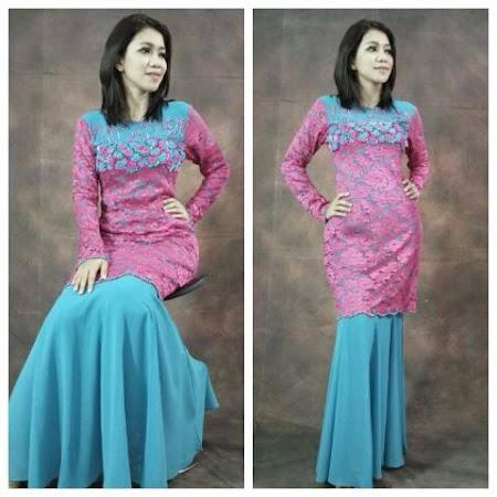 Kurung Thalia Re stock Now Available. Cantik Menawan Hari Lebaran Dengan Design Paling  Exclusive.