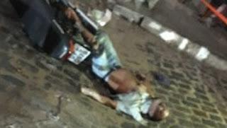 Ventania derruba fios de poste e homem morre eletrocutado em Solânea