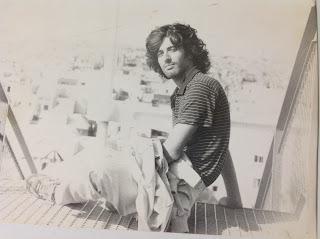 Carlo Maggio foto intera