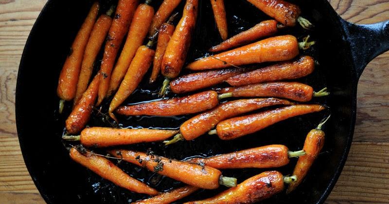 Haniela's: Honey Glazed Roasted Carrots and How to Season ...