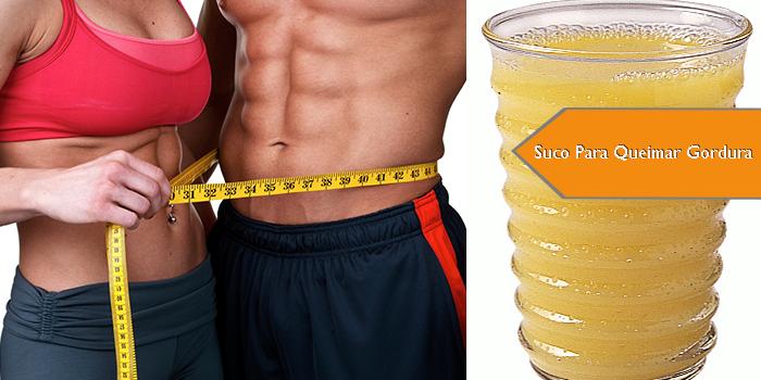 Super suco para derreter a gordura abdominal, leia e veja como é fácil fazer.