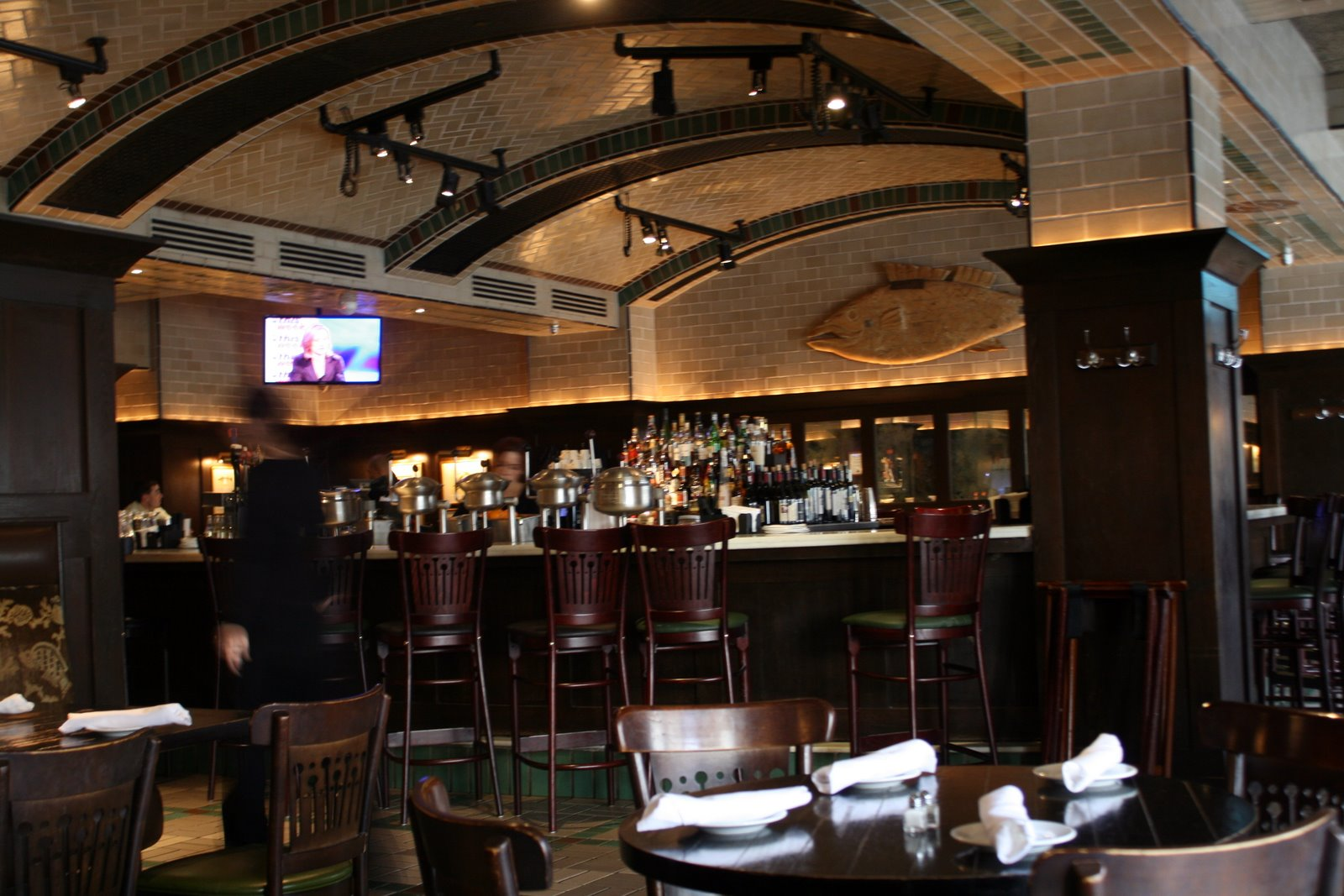 Devon seafood grill new england in philly for Fish restaurant philadelphia