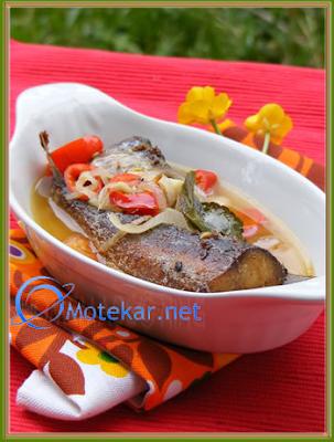 Inilah resep ikan cuka super nikmat, cara memasak ikan cuka