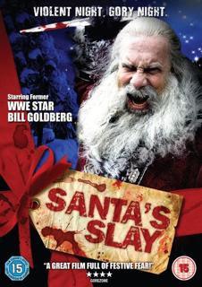 descargar Santa's Slay – DVDRIP LATINO