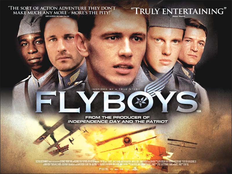 Héroes del aire (flyboys)