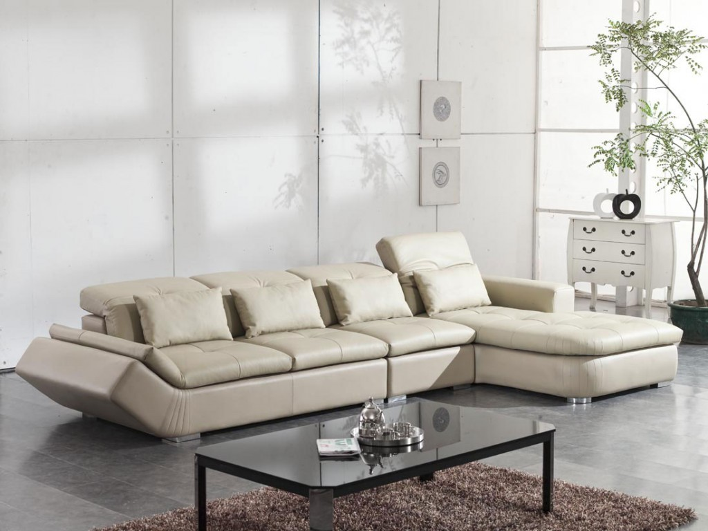 Best modern living room furniture vintage home for Leather furniture for small living room