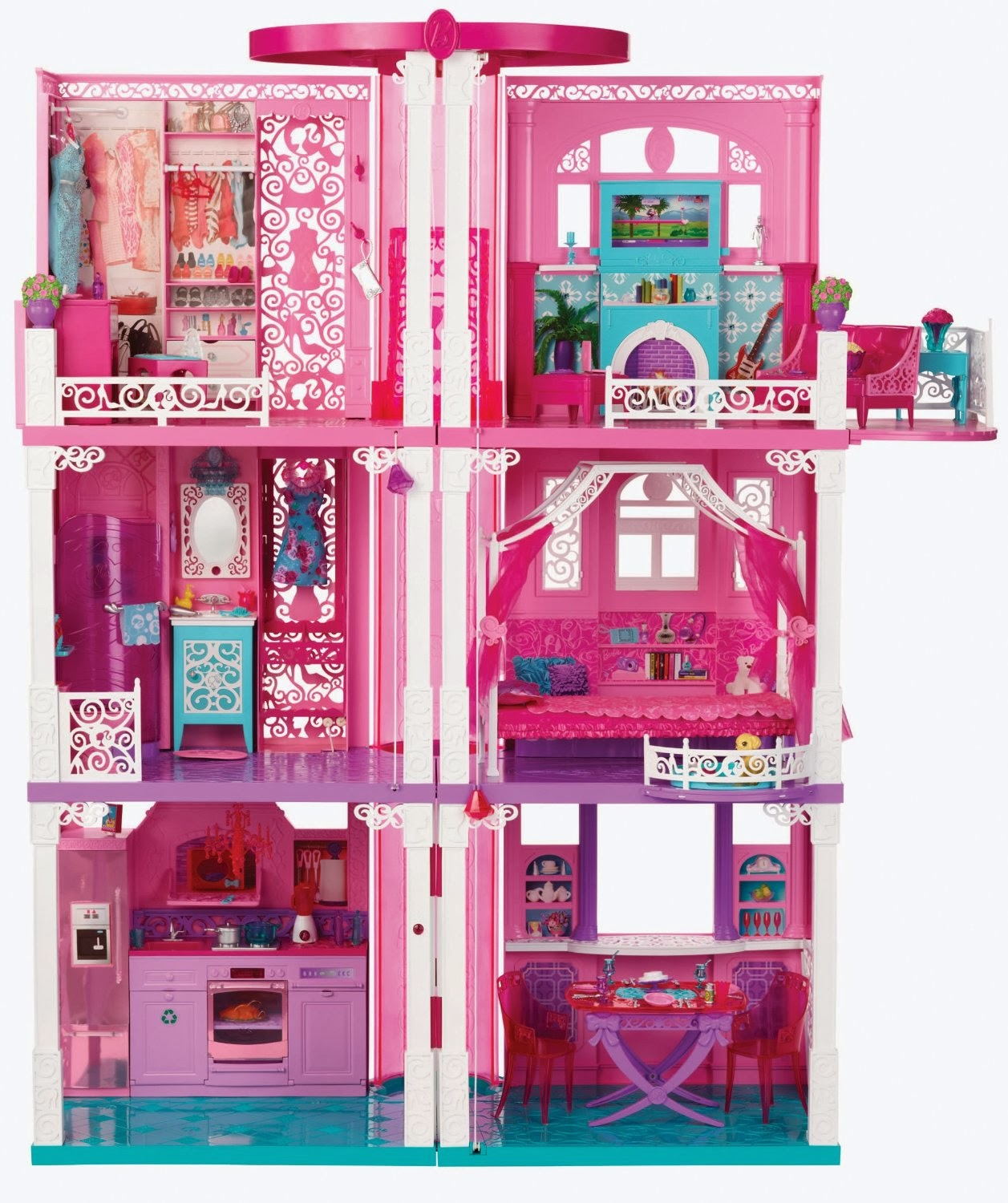 Awesome Cucina Di Barbie Prezzo Photos - Flowersplace.us ...