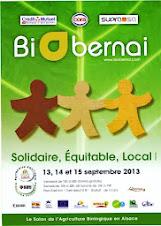 Salon BiObernai du 13 au 15 Septembre 2013