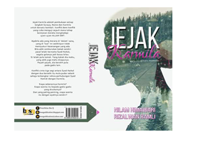 Novel Jejak Karmila