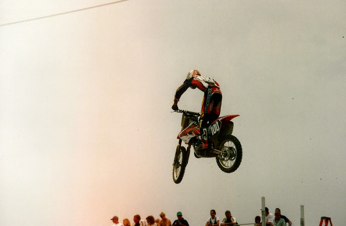 Mike Brown High Point 1998
