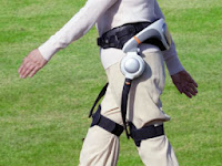 Honda's Walking Assist device has recently begun clinical trials