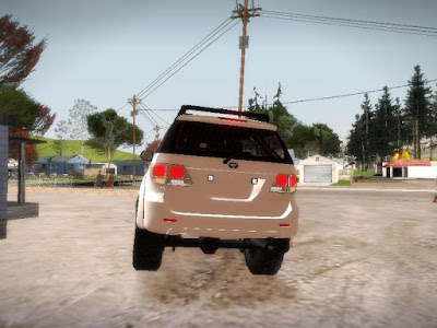 GTA SA - TOYOTA FORTUNER 4WD 2015 - HILUX SW4