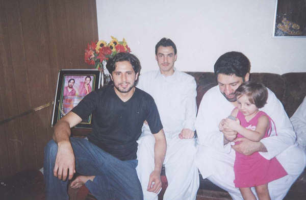 Shahid Afridi Wife Shahid Afridi Wife