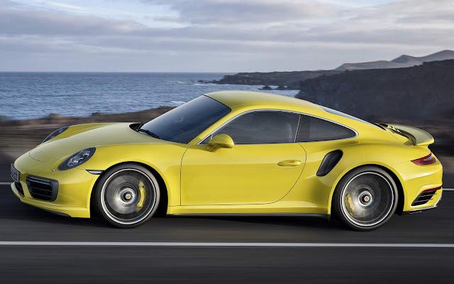 Porsche 911 Turbo 2016