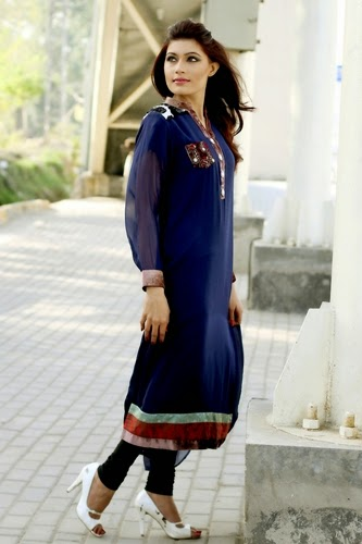 Damak Kurti Collection 2014