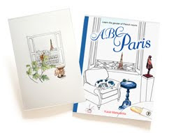 ABC Paris book on sale