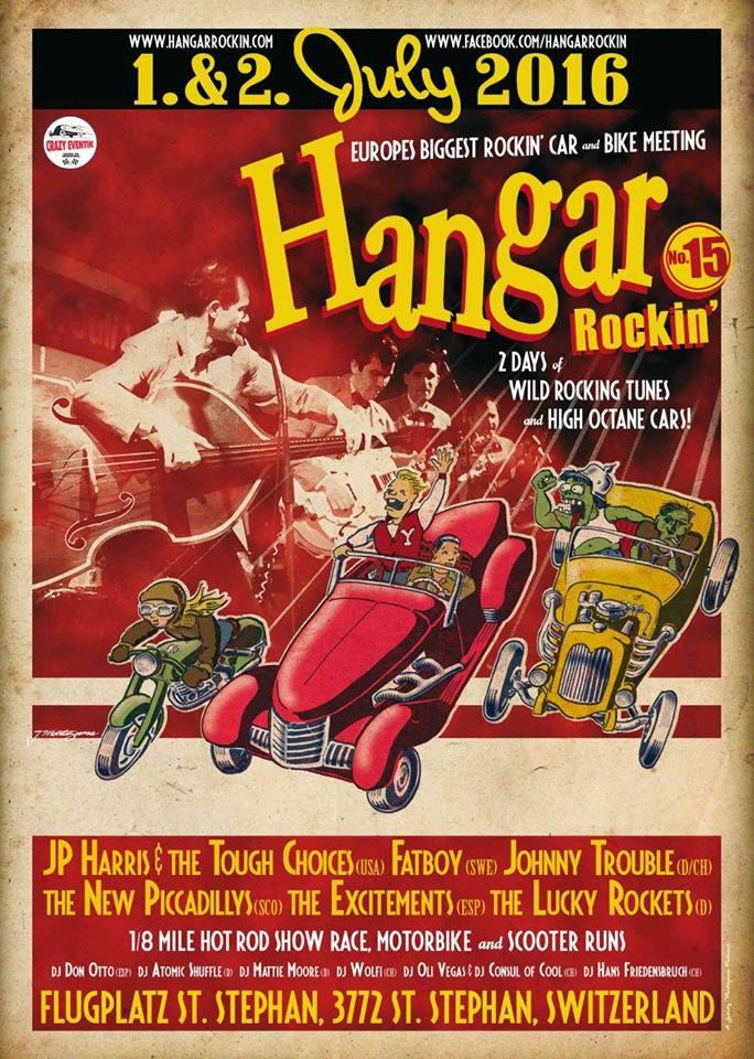 Hangar Rockin` 2016