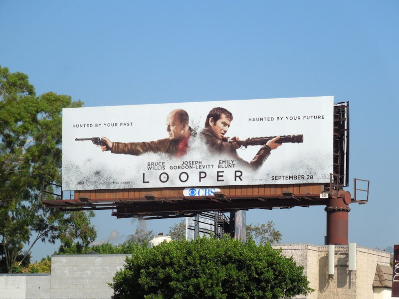 Looper billboard